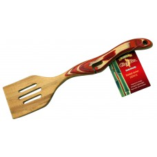 Chef Pro Green Slotted Turner CST414