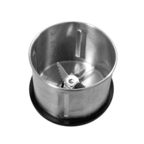 Chef Pro CPG Stainless Steel Grinder Jar