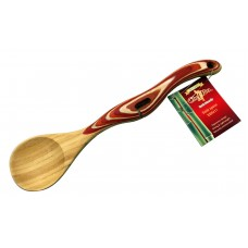 Chef Pro Green Solid Spoon SSR411