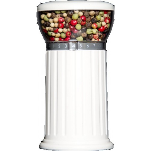 Chef Pro Pepper Mills with Automatic Base CPM766W